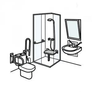 Ayudas baño/ higiene