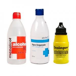 Material farmacia