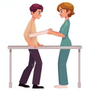Mecanoterapia y mobiliario rehabilitación